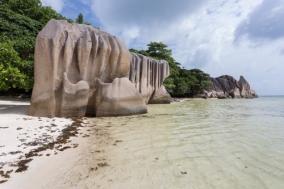 Sand, Steine, Wasser