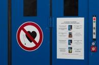 mit Herzschrittmacher darf man nicht in die Tiefe, der Lift ist ein MAD