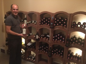 unser Weinkeller